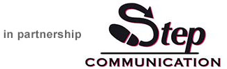logo step comunication